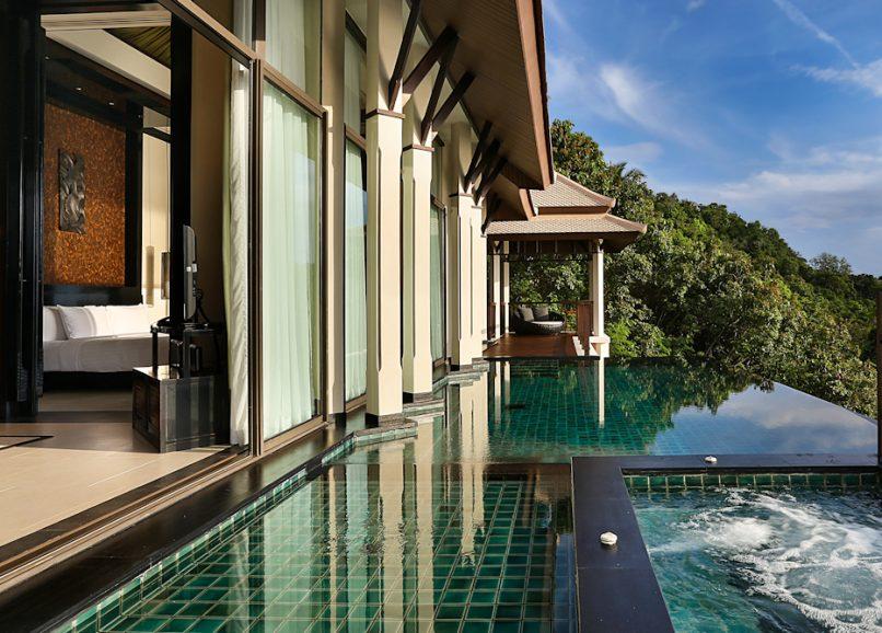 Banyan Tree's first Singapore resort