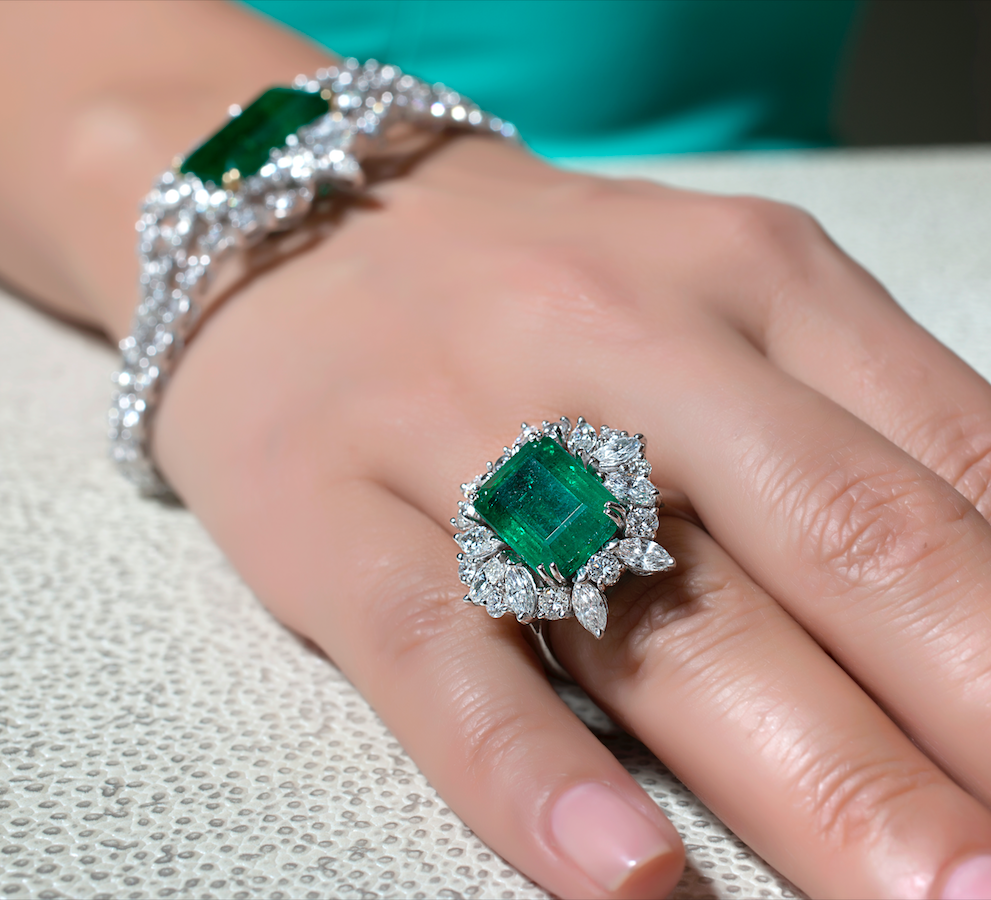 These 7 jewels and jadeites up for the Phillips Hong Kong auction ...