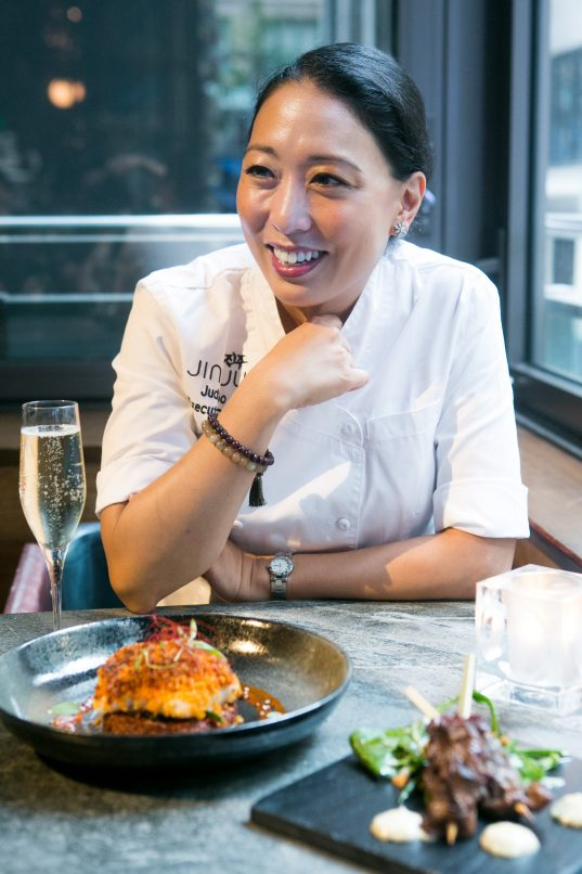 Judy Joo - Hong Kong Food Diaries