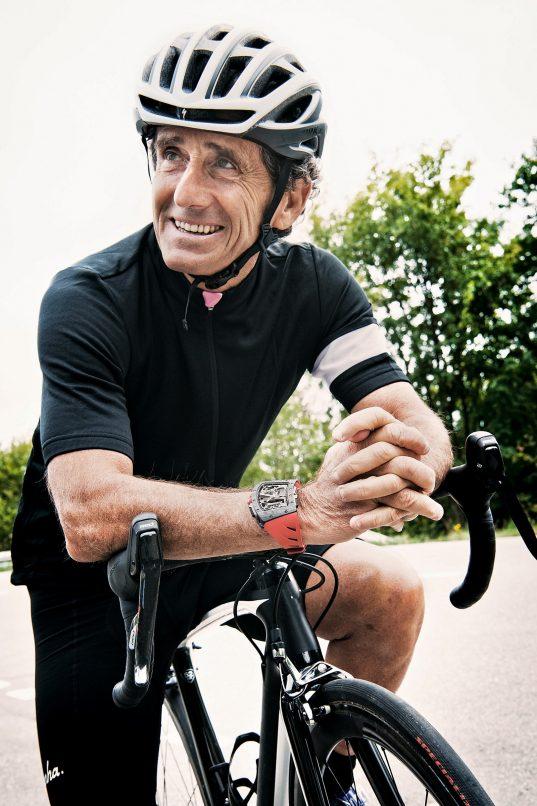 RM70-01 Tourbillon Alain Prost
