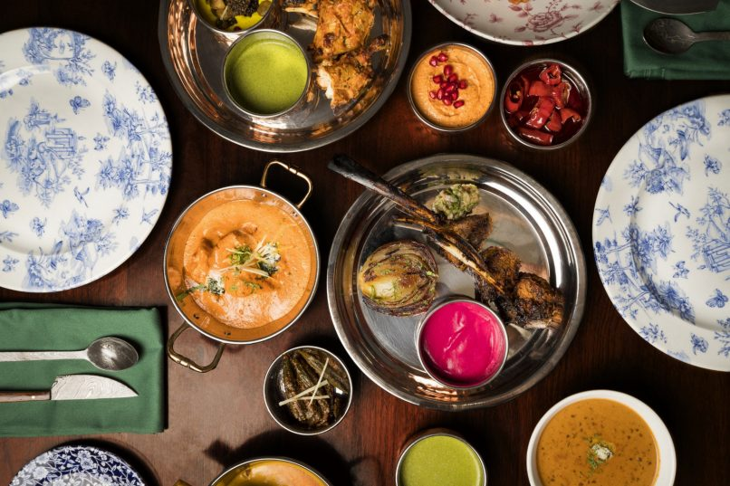 Review the tandoor is the star at new punjab club for 5 star indian cuisine