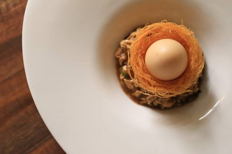 Cuisine de Garden chiang may restaurant