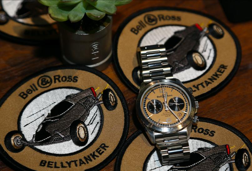 Bell & Ross Vintage BR V2-94 Bellytanker