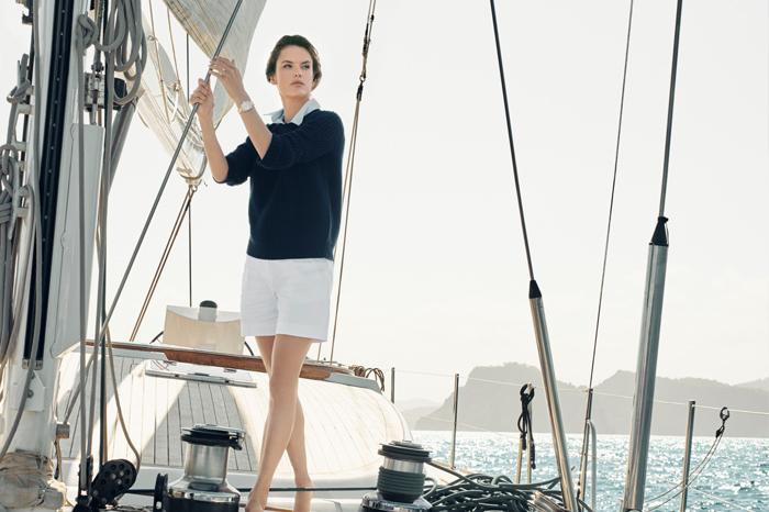 omega Seamaster Aqua Terras Ladies' Collection