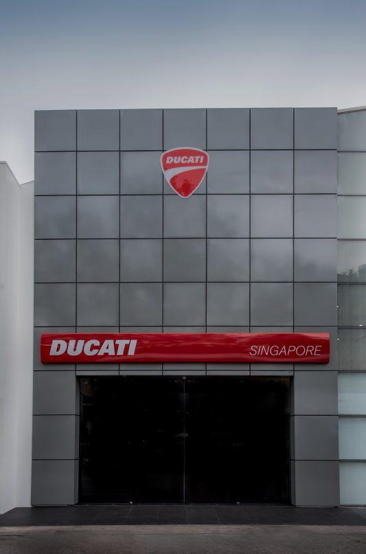 Wearnes Ducati