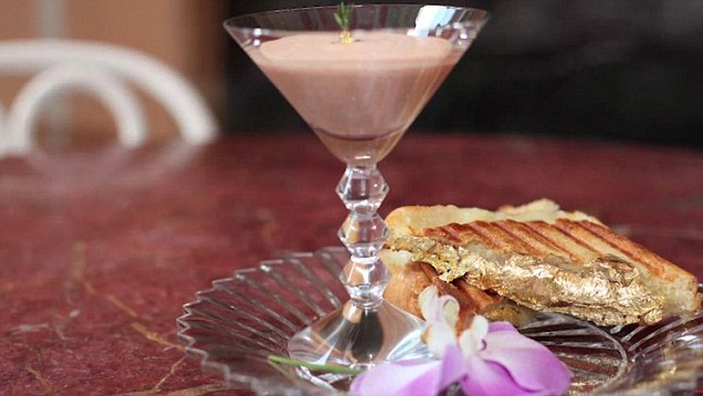 serendipity 3 grilled cheese sandwich