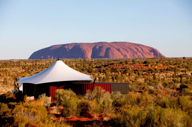 luxury lodges in australia