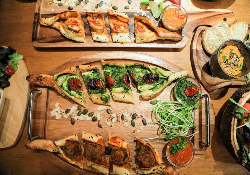 Bangkok restaurants Layers