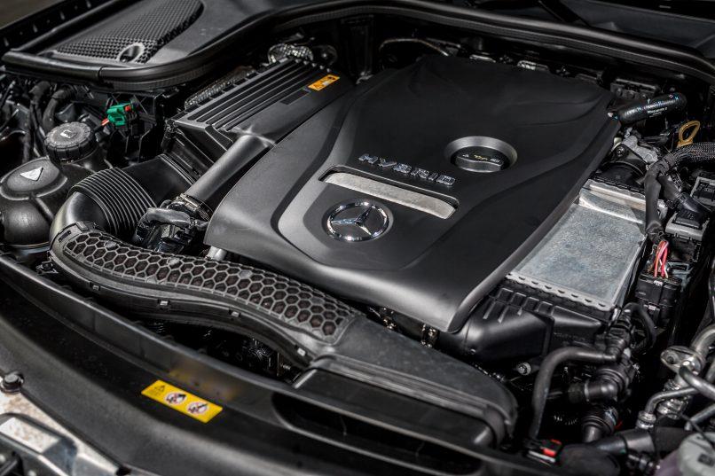 Mercedes-Benz E 350 e