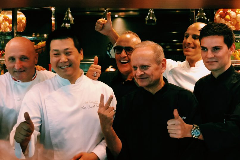 Joel Robuchon Singapore