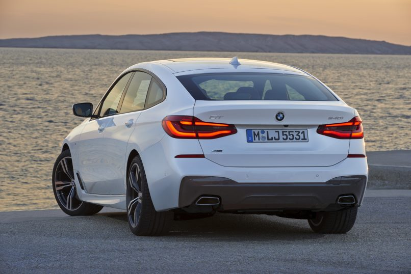 BMW's all-new 6-Series Gran Turismo