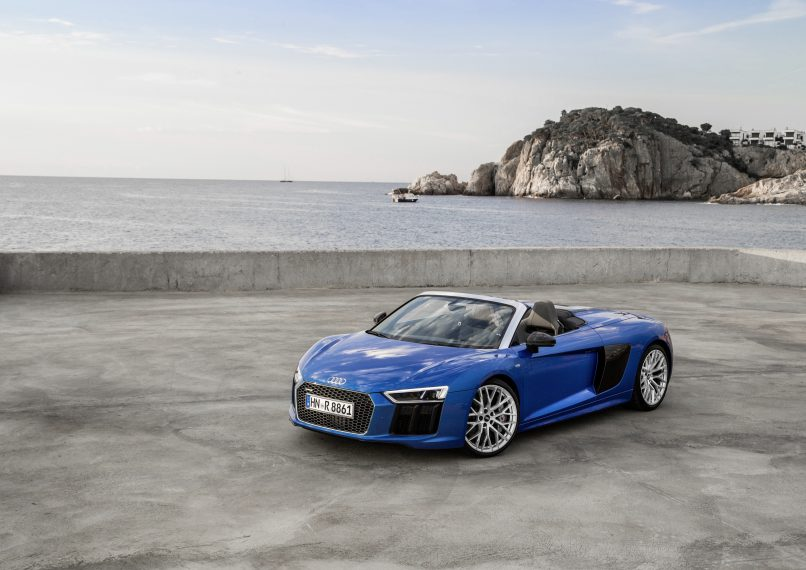 Review The Audi R Spyder Is A Chiselled Dream To Drive Down Open - R8 audi