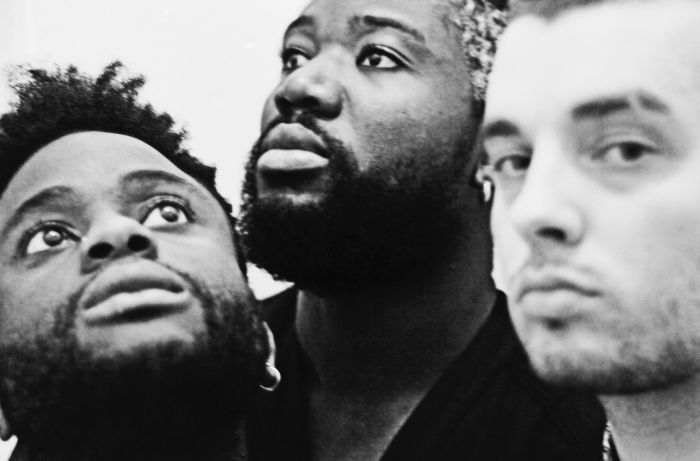 clockenflap 2017 - Young Fathers
