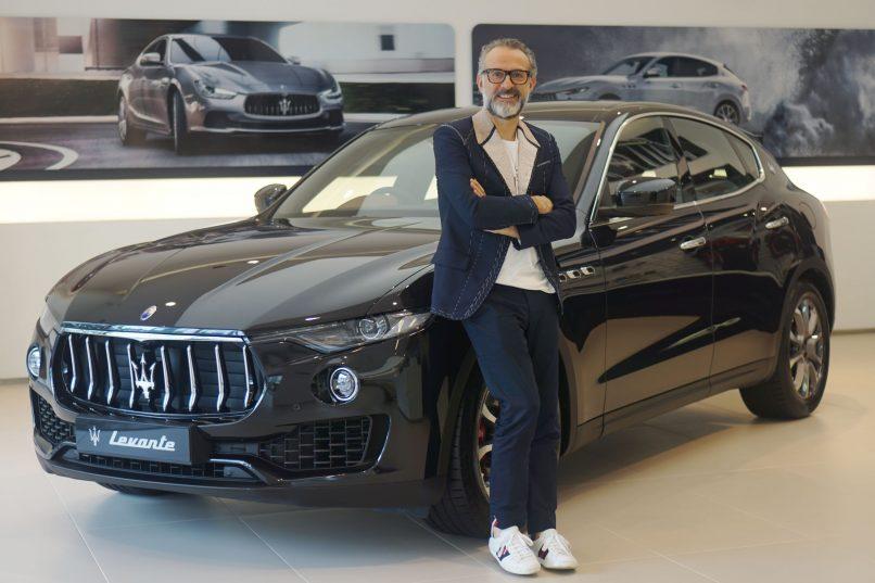 Maserati - Massimo Bottura