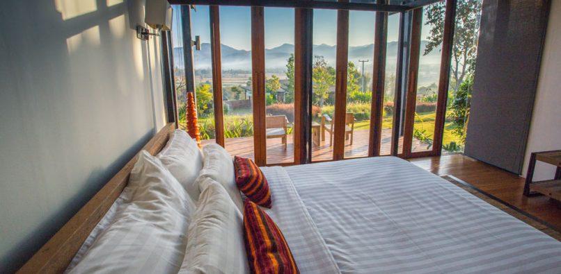 Puri Pai Villa mountain resort