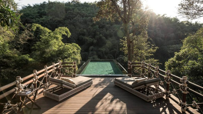 Four Seasons Tented Camp Golden Triangle mountain resorts
