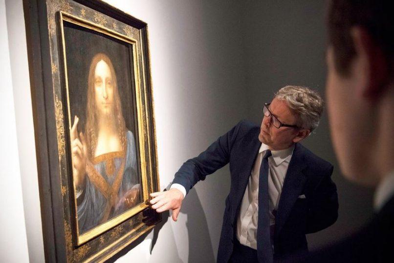 Salvator Mundi Cost >> A Leonardo da Vinci painting sold for a record-breaking S$610 million - Lifestyle Asia Singapore