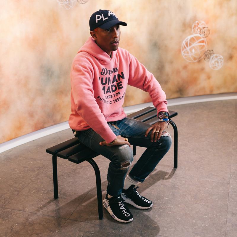pharrell williams chanel x adidas sneakers the cheat sheet