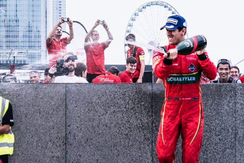 VIP tickets - GH Mumm Grand Cordon - Hong Kong E-Prix