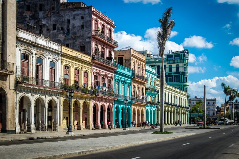 luxury hotels in Cuba