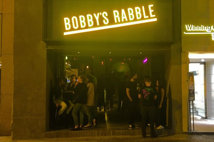 Where to drink in Hong Kong - Bobby's Rabble