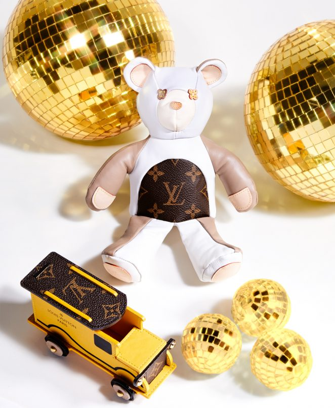 louis vuitton the art of gifting teddy