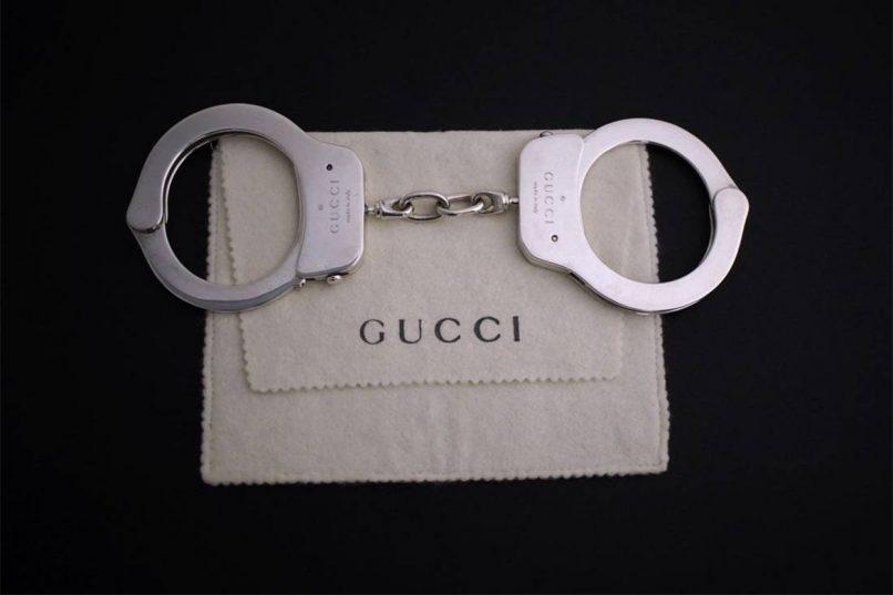 gucci handcuffs