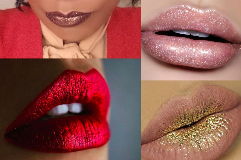 Top neon lipstick for the holiday makeup