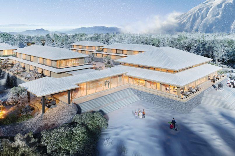 Niseko properties - Ginto Residences