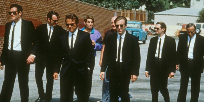 What to do in Hong Kong - Reservoir Dogs