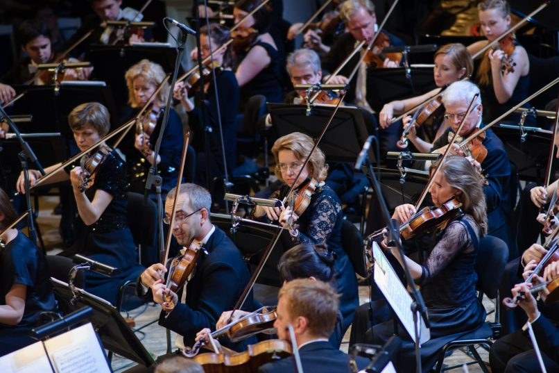 "Hong Kong Arts Festival - State Academic Symphony Orchestra of Russia ""Evgeny Svetlanov"""