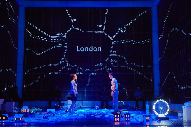 Hong Kong Arts Festival - The Curious Incident of the Dog in the Night-Time