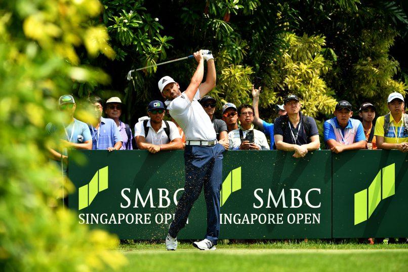 SMBC Singapore Open_Sergio Garcia
