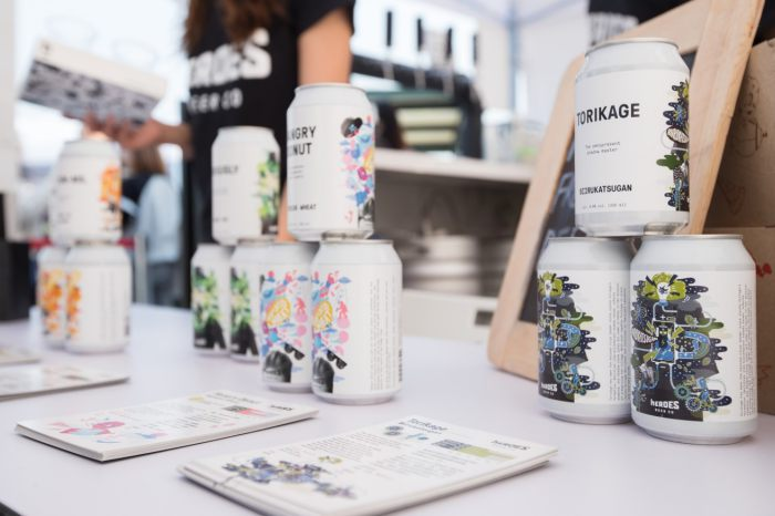 to do in Hong Kong - Freespace Heroes Beer