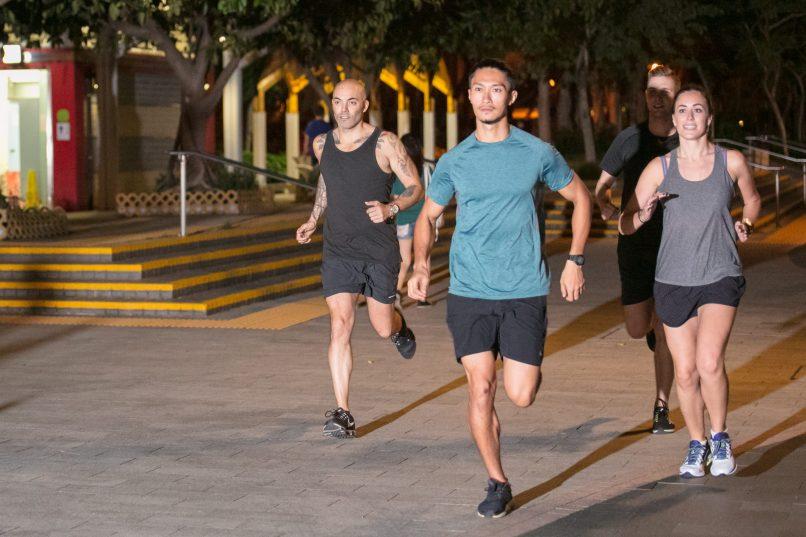 to do in Hong Kong - Run Date 2018