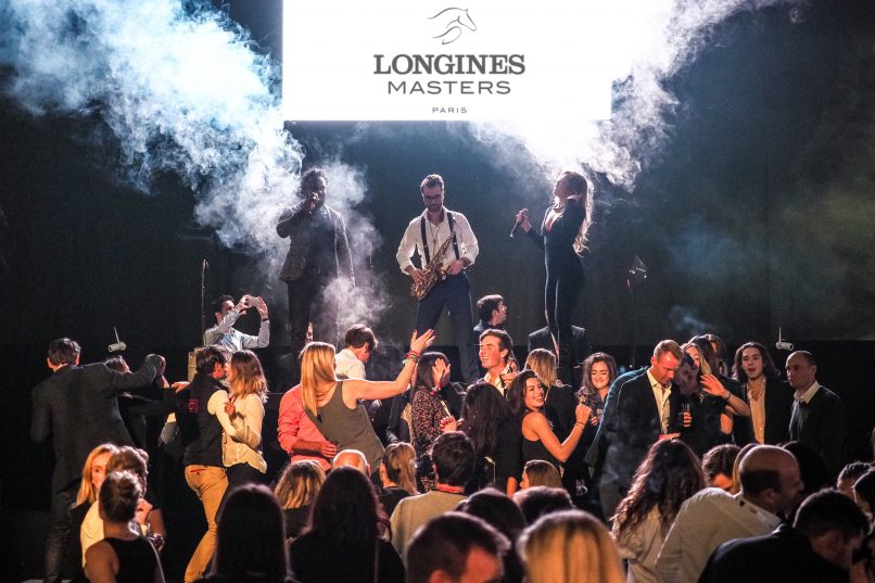 to do in Hong Kong - Longines Masters