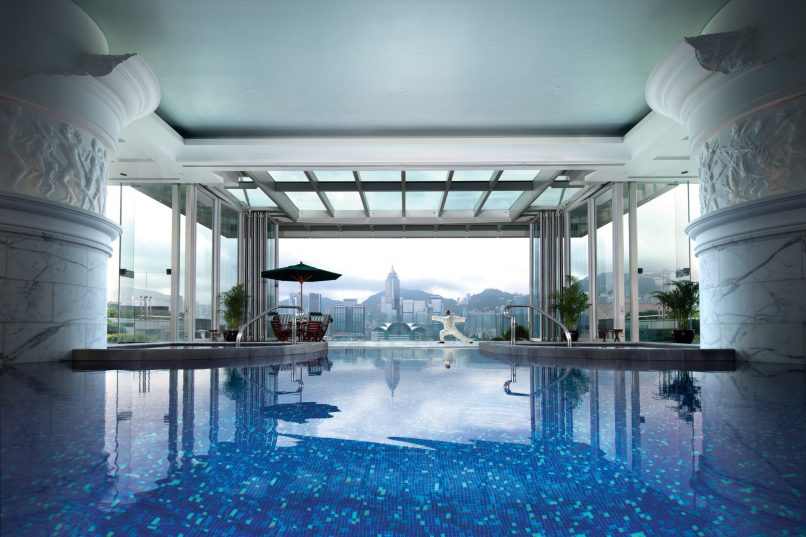 best hotels for arts lovers - the peninsula hong kong