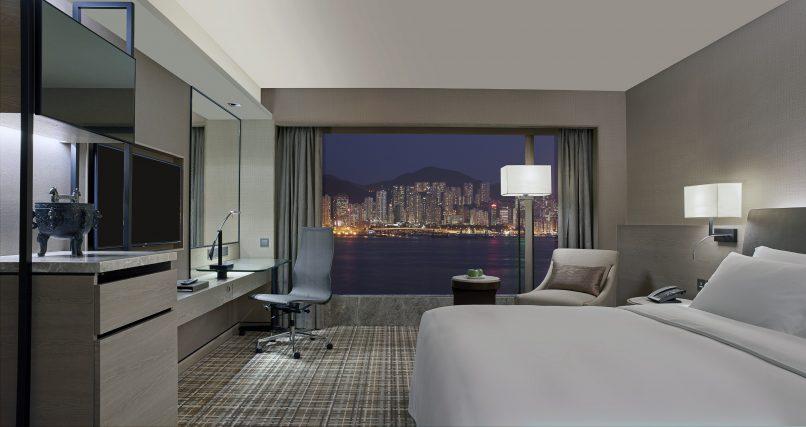 best hotels authentic hong kong - new world millennium hong kong