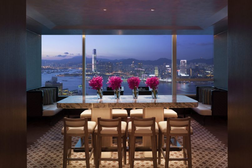 best hotels in Hong Kong for convenience - Conrad Hong Kong