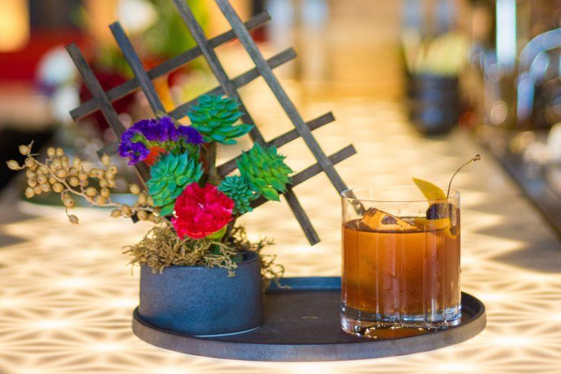 where to drink this february - ikebana
