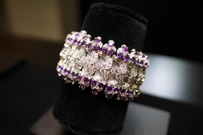 Dontelle secrete bracelet