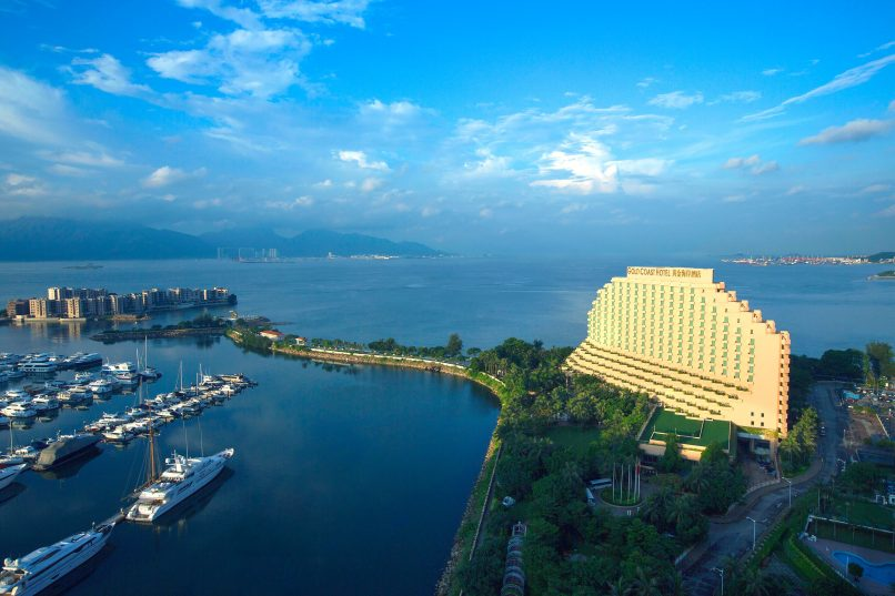Best Staycations in Hong Kong - Gold Coast Hotel Hong Kong