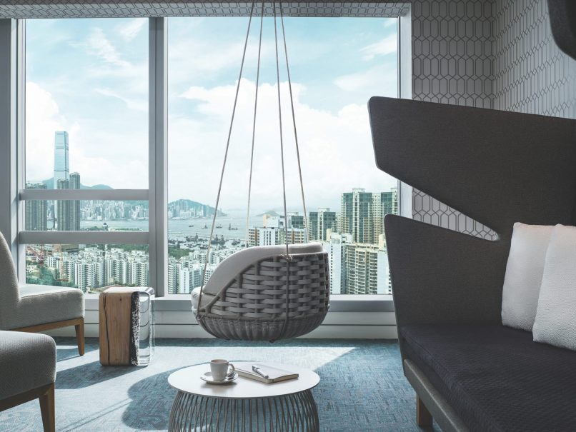 best hotels in Hong Kong for convenience - Cordis Hong Kong