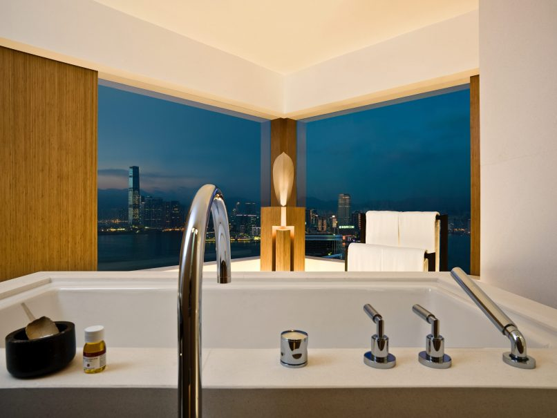 Best Staycations in Hong Kong - The Upper House