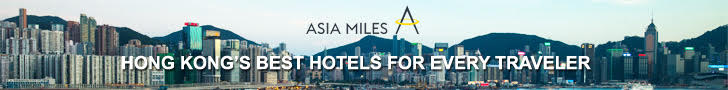 Asia Miles Banner Image