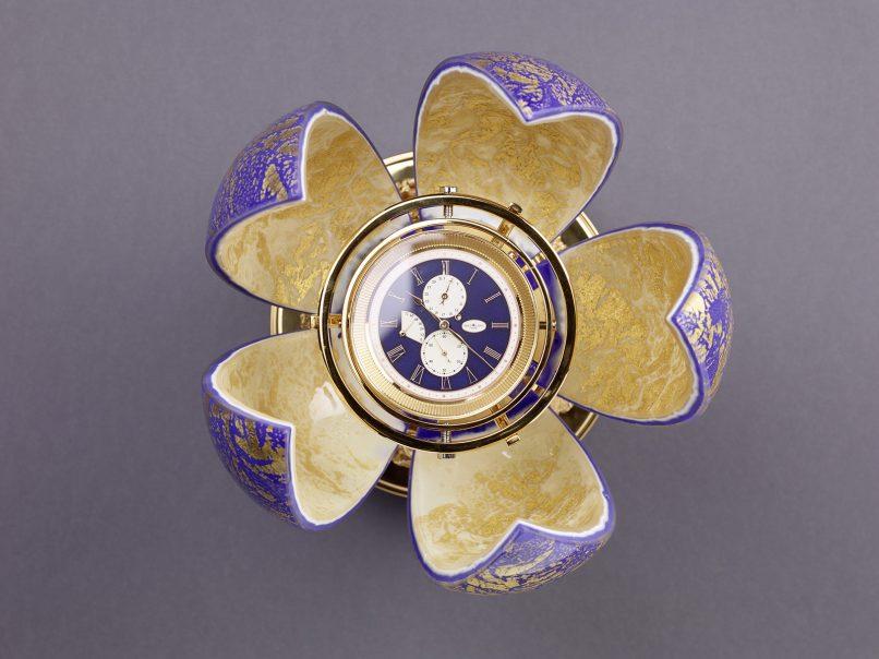Rolf-Lang-Golden-H-marine-chronometer-1