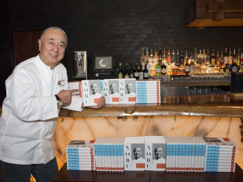 Chef Nobu Matsuhisa in Kuala Lumpur