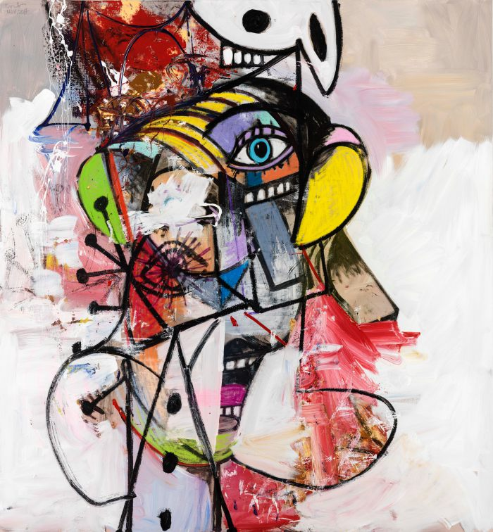 George Condo: Expanded Portrait Compositions - Lifestyle Asia