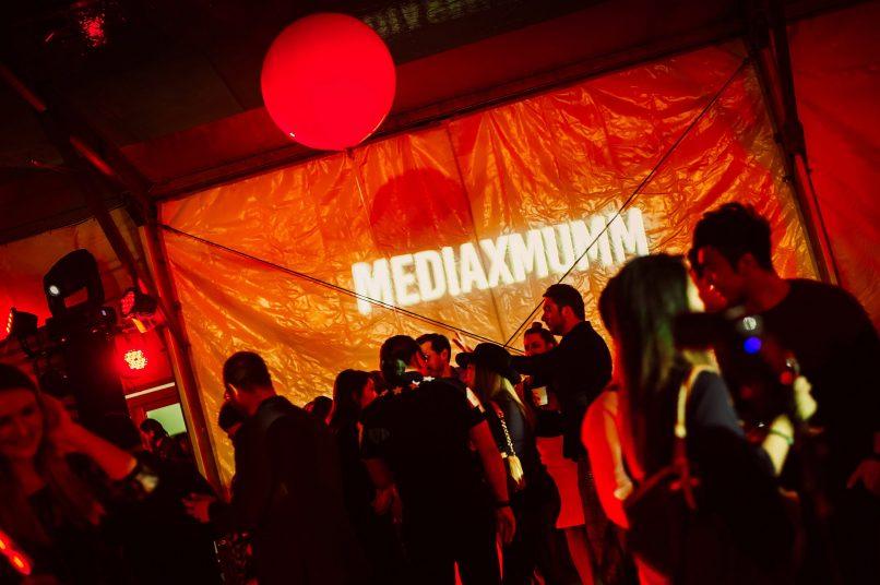 media x mumm - 2017 party