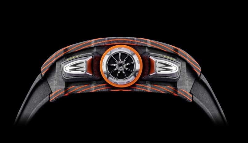 Richard Mille McLaren